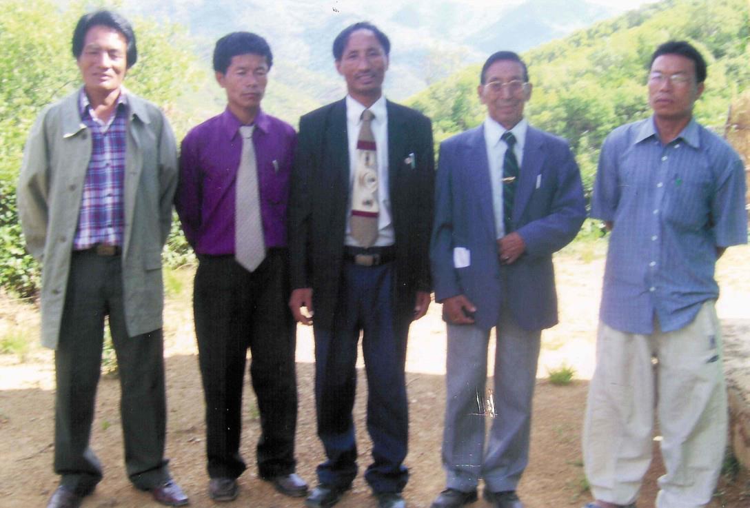 Jamishon and Board Members