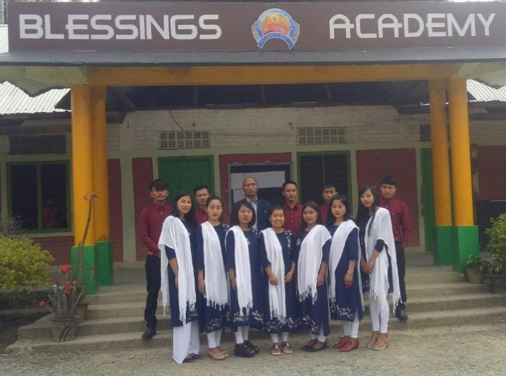 Blessing Academy Staff